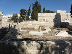 בית הקברות של משפחת דג'אני. צילום: יכין ירחי